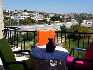 Apartment with 2 rooms in Limassol, with terrace and WiFi - 3 km from the beach