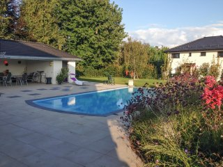 One-bedroom flat near Lake Geneva