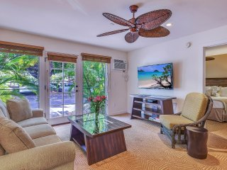 Aina Nalu Premier Condo G108 10% off and the 4th night FREE! 7/3-7/31