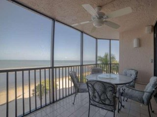 New beachfront condo listing! Stunning Gulf view, protected wildlife area