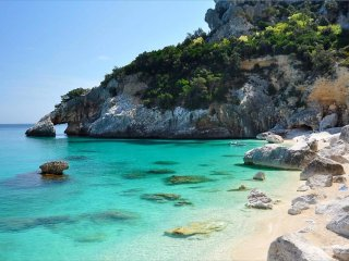 Sardinia, relax, sea and green