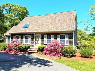 EASTHAM, NICE CONTEMPORARY CAPE NEAR SALT POND & NAUSET BEACH!