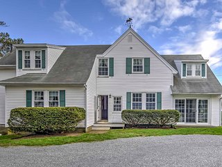 NEW! 8BR Hyannis Port House-Short Walk From Beach!