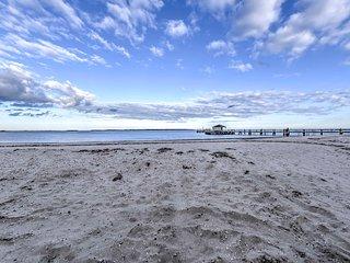Spacious Hyannis Port Home w/Yard - Walk to Beach!