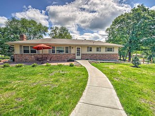 New! 3BR Kansas City Home w/Outdoor Living Space