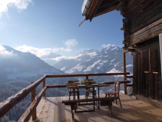 High pasture chalet w/ amazing view