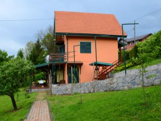 House with 2 bedrooms in Jarce Polje, with enclosed garden and WiFi