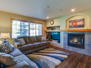 Contemporary mountain retreat with skiing, hiking, and outdoor fun nearby
