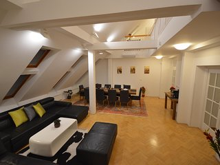 Attic Stepanska - Grand Luxury Apartment - Wenceslas Square