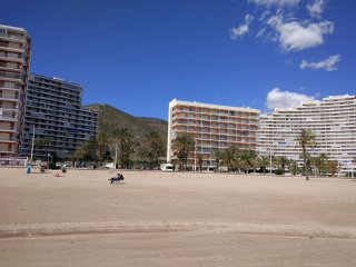 Apartamento en primera línea de playa
