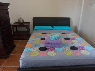 Larnaca Cypriot Village Home Sleeps 5 (E2)