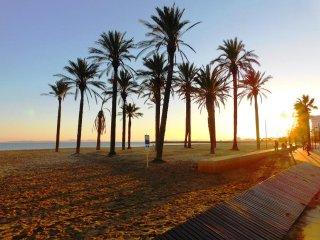 Apartamento de vacaciones a 50 m de la playa en Santa Margarita, Roses