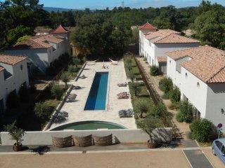 Bright villa with private pool