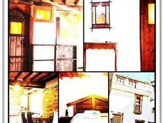 ALOJAMIENTO VACACIONAL RURAL.Casa S.XIX,MARAVILLOSO ENCLAVE NATURAL !