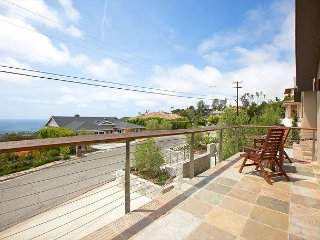 20% OFF AUG - Ocean view home with terraced yard, outdoor space & Jacuzzi!