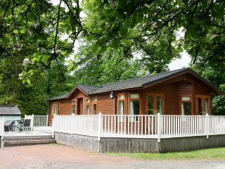 Kingfisher Lodge, Loch Lomond