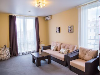 Spacious apartments close to Olympic park, football stadium and beaches