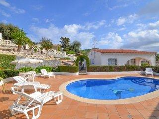 Villa con piscina privada, Wi-fi e vista al mar