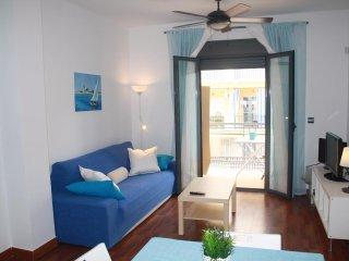 Nuevo apartamento con piscina y garaje.Centro de Punta Umbría.