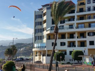 Apartment at the beach in Funchal 3 pers.