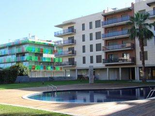 Apartamento Flor de Cerezo Playa Esquirol