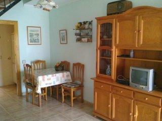 Acogedor apartamento enLos Alcazares,costa cálida a 500m dela playa