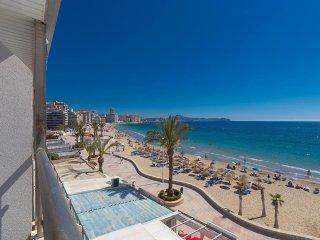 Apartamento Frentemar III en Calp,Alicante,para 6 huespedes