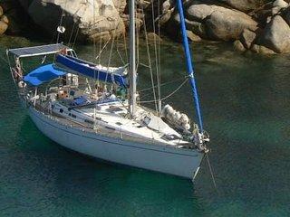 Cruise in Minorque +help man Croisière en voilier +aide