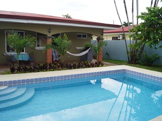 Very Private & Secure Home with Pool in Jaco's Best Neighborhood