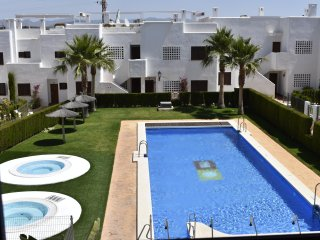Penthouse Apartment in San Juan de los Terreros
