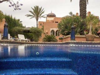 Casa-palacete arabe ALBANTA