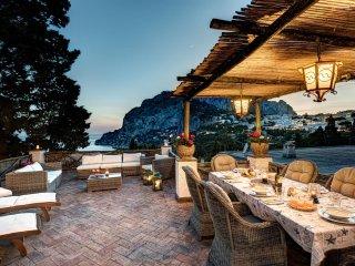 Villa Goldfinger - Via Tragara