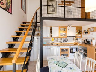 Kitchen/Dining/Stairs
