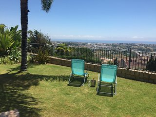 Panoramic Views over Puerto Banus