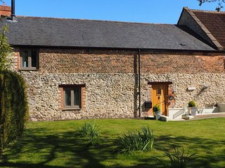 Barn Conversion 'Oak Barn' in Rural Somerset