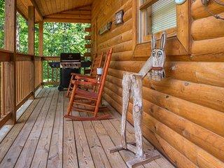 Family-friendly retreat w/ game room, hot tub, shared seasonal pool & fireplace
