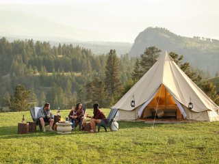 Luxe Camp Okanagan - Luxury Tenting