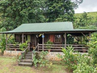 cabaña Rio Celeste