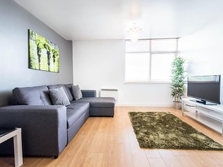 Inspired - 1 Bed Executive Apartment
