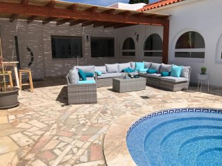 *NEW* VILLA SUNKISS Algarve* Freshly renovated  villa at 500 m from sandy beach