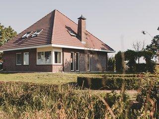 Ruime, luxe groepsaccommodatie. Tussen Amsterdam en Eindhoven.