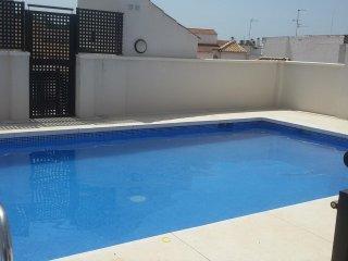 Centro historico 4pax piscina A/A, WIFI