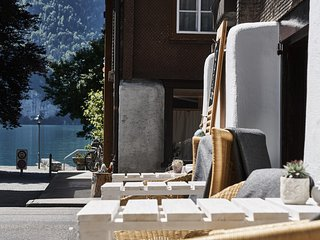 Bed & Breakfast (B&B) im LOFT CHALET in Brienz am See
