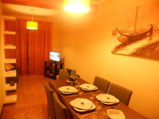 Mesa extensível para 6 pessoas - Serviço de jantar de porcelana, linha Duo da Costa Verde