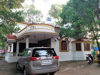 4Bhk Independent Private Villa With Private Jacuzzi 5 minutes to Baga, Calangute