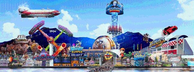 13 mins. drive (7.1km) Movie Animation Park Studios (MAPS)