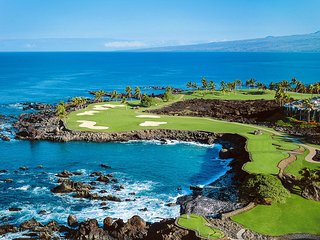 Mauna Lani Point Signature Hole Villa C102