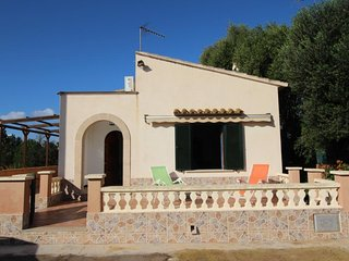 House with patio 600 meters from beach of Sa Rapita