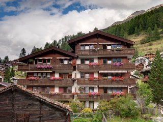 Studio Domino Zermatt - Mountain Exposure Good Value Apartment