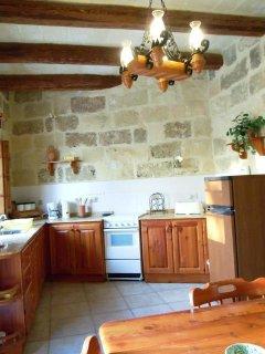 MARGIA holiday house kitchen